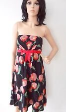 Women Dress ANTHROPOLOGIE . Anna Sui . 100% NEW . Colorful + BEAUTIFUL