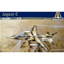Italeri 1254 RAF Sepecat Jaguar E 1/72 plastic scale model kit