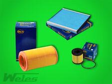 INSPEKTIONSPAKET PEUGEOT BOXER CITROEN JUMPER 2,2 HDi Luft- Pollen- Ölfilter