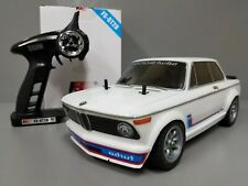 Custom Tamiya 1/10 RC FF M-03 Chassis with HPI BMW 2002 Turbo Body aluminum part