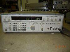 Anritsu MG443B Synthesizer / Level Generator Tested