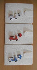 Geldgeschenk-Grusskarte °Motorroller Roller° für Geld - Handarbeit - Auswahl