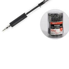 Plastic Ball-point Pen Red Blue Black Ballpoint Custom Transparent Ballpoint Pen