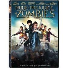 Pride + Prejudice + Zombies (DVD) NEW!!!FREE FIRST CLASS SHIPPING !!