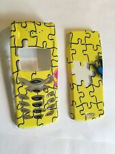 Nokia 8250 Puzzle Covers Set incl Front, Rear & Keypad PCNOK825PU Brand New pack