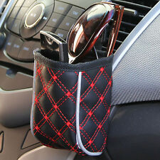 Car Vent Clip Mini Organizer Phone Sunglasses Key Holder