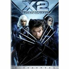 X2 - X-Men United (Widescreen Edition), New DVD, Famke Janssen, Hugh Jackman, Ha