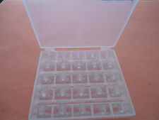 Box Of 25 Bobbins Brother CS8072,PE100,PE150,PE180D,PE200,PE300, PE400D#SA155