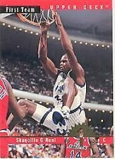 Upper Deck Original Single Orlando Magic Basketball Cards