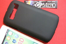 CUSTODIA HARD CASE RIGIDA per ALCATEL OT ONE TOUCH POP C5 5036D COVER NERO NUOVO