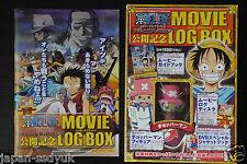 One Piece 10th Anniversary Movie Log Box OOP 2007 Japan