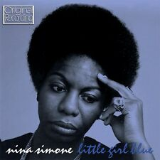 Nina Simone - Little Girl Blue CD
