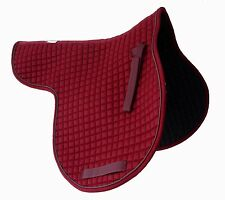 PRI Contoured A/P Pad (great for summer) BURGUNDY (all purpose, close contact)