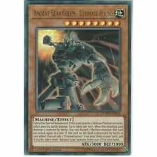 Ancient Gear Golem - Ultimate Pound DUPO-EN054 Ultra Rare - 1st Edition Yu-Gi-Oh