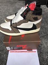 "Air Jordan 1 High OG TS SP Size UK8.5 US9.5""Travis Scott Cactus Jack"""