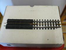 TRAIN échelle O  1 RAIL DE TRANSITION VOIE PLASTIQUE / VOIE METAL