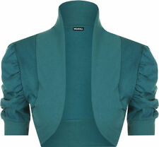 Magliette da donna, taglia comoda verde di cotone