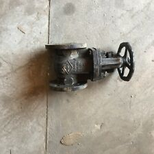 JENKINS 125S 200WOG 2-1/2 MANUAL GATE VALVE