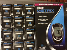 TRUE Metrix Blood Glucose 600 Test Strips Plus Meter  Exp: 03/21/2018 (HOT ITEM)