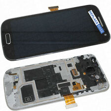 Replacement LCD Touch Screen Digitizer Glass For Galaxy S4 Mini i9195 Blue UK