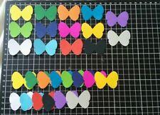 Multi-Coloured Scrapbooking Die-Cut Shapes & Punchies