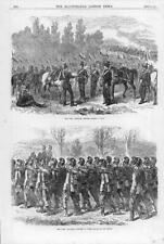 1870 FRANCO GERMAN WAR Prussian Military Lancers Bavarian Jaegers Soldiers (109)