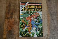 Giant Size Fantastic Four #4 Madrox First App (Marvel, February 1975) FN- 5.5