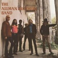 "ALLMAN BROTHERS BAND""THE ALLMAN BROTHERS BAND"" CD NEW+"
