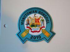 2010 Monctonian Bonspiel  Curling  Patch