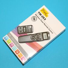 Pixel TW-283 DC2 Wireless Shutter Release Timer Remote Control NIKON DSLR Camera