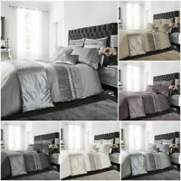 Luxurious Duvet Cover Sets Porto Diamante Bedding Sets /Cushion Covers /Runners