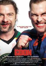 GOON Movie MINI Promo POSTER F Jay Baruchel Alison Pill Liev Schreiber