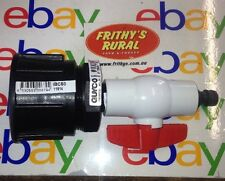 """IBC TANK ADAPTER 60×6mm Pitch FI ×2""""FI BSP  With 3/4 PVC TAP/VALE & SNAP Fitting"""