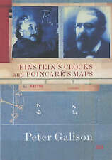 Einstein's Clocks and Poincare's Maps by Peter Galison (Hardback, 2003)