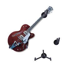 Horizontal Guitar Wall Mount Hanger Stand Holder Hook Slatwall Display Bass