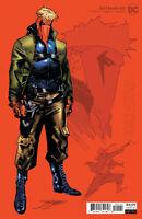 Batman #101 Design 1:25 Jimenez Variant Joker War Dc Comic 1st Print 2020 NM