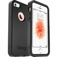 OtterBox Commuter Case for iPhone SE & 5s & 5 - DROP PROTECTION - Black