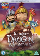 Mike the Knight: Journey to Dragon Mountain DVD NEW