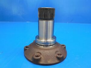 Porsche 964 Carrera 4 OEM Right Side G64 Differential Stub Axle Joint Flange