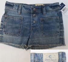 Girls shorts jeans denim designer age 18 24 months 2 3 4 5 6 years NEW