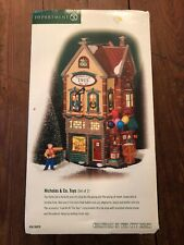 Department 56 Christmas In The City Series Nicholas & Co Toys W/ Box