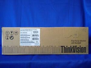 New in Sealed Box Genuine Lenovo 17 Inch LT1713p ThinkVision Square LED Monitor