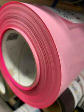 "20"" Hot Pink 150ft Specialty Materials Thermoflex TURBO HTV Heat Transfer Vinyl"