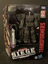Hasbro Transformers  War for Cybertron Siege Astrotrain Action Figure
