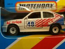 MATCHBOX MB 8 ASTRA GTE/OPEL AC DELCO WHITE BLUE & RED - NEW in UNOPENED BOX
