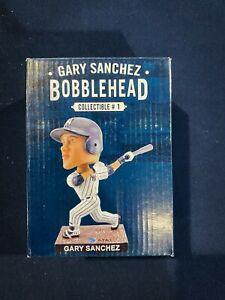 Gary Sanchez NEW YORK YANKEES BOBBLEHEAD SGA 4/30/17 New In Box Stadium Giveaway