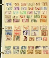 Chili Stamps Lot of over 400 Cancelled #6371