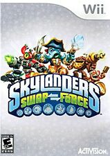 Skylanders Swap Force Wii Game