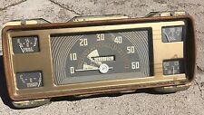 1940 FORD SPEEDOMETER GAUGE DASH  TRUCK 1941 1946 1947 HOTROD Flathead 1932