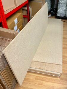 Chipboard Sheets / Shelves - 1800 x 600 x 18mm - 10 available